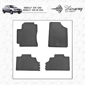 Коврики в салон Geely CK 2006-2009 Stingray 1025024
