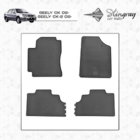 Коврики в салон Geely CK-2 2008- Stingray 1025024