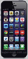 "Китайский смартфон iPhone 5, дисплей 4"", Android 4.0.4, 1 сим, 4 Гб, камера 5 Мп, мультитач."
