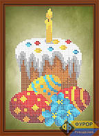 Схема для вышивки бисером - Пасхальный натюрморт, Арт. ДБч5-089