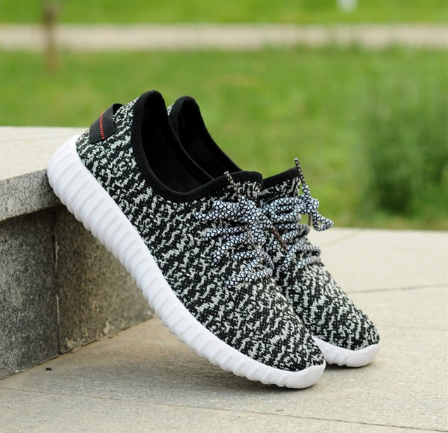 best sneakers b550e 5ce07 Кроссовки Yeezy Boost, 35-37 размер, Качественная реплика