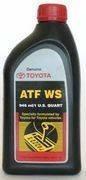 Оригинальное трансмиссионное масло TOYOTA ATF WS