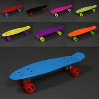 Скейт пенни борд Penny board 780, колеса PU