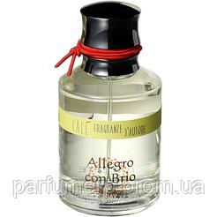 Cale Allegro Con Brio (100мл), Unisex Туалетная вода Тестер - Оригинал!