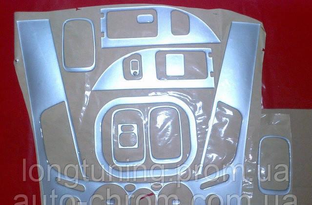 декоративные накладки салона митсубиси л200