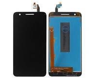 Дисплей (экран) для Lenovo K10a40 Vibe C2 + с сенсором (тачскрином) черный