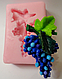 """Молд силиконовый """"Виноградная гроздь"""" 5,5 см  3 см, фото 2"""