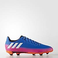 Детские футбольные бутсы Adidas Performance Messi 16.3 FG (Артикул: BA9147)