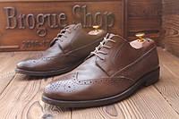 Мужские туфли броги Mexx, 29.5 см, 44.5 размер. Код: 128.