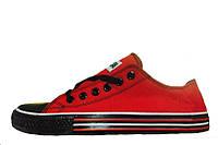 Мужские Converse Chuck Taylor All Star Mono Red (в стиле конверс)
