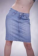 Светлая джинсовая юбка MONTANA размер L