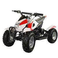 Квадроцикл HB-6 EATV 800-3-11 до 100 кг, 30км/ч, 800W Красно-Белый-купить оптом