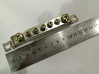 Шина земляная  (полоса) 15мм -7