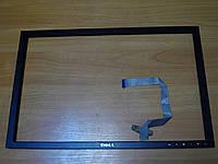 Корпус Рамка матрицы с кнопками  DELL 2007WFPb