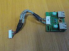 Плата USB 4H.L2J15.A02, 5E.L2J15.001 монитора DELL 2007WFPb