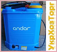 Электроопрыскиватель ANDAR HX-16C (8AH)