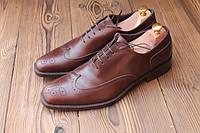 Купить  мужские туфли  Douca's hand made in Italy 051     43    28см