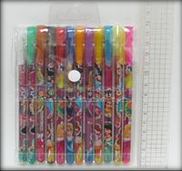 Набір гелевих ручок Фрозен JO 12цветов 1528-12FR