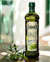 Масло оливковое испанское   Coosur Virgen Extra Hojiblanka  1L