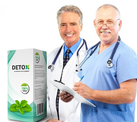 Detox (Детокс) препарат от 120 видов паразитов и гельминтов