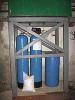 Химводоподготовка подпиточной воды в котельной