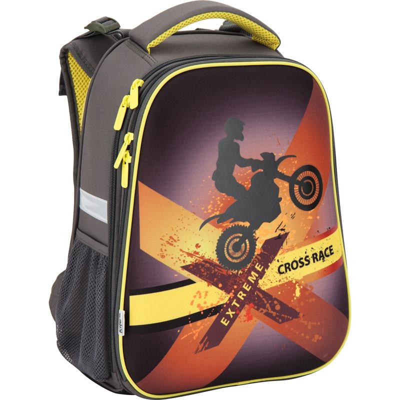 Рюкзак школьный каркасный Kite 531 Cross race K17-531M-3