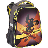 Рюкзак школьный каркасный Kite 531 Cross race K17-531M-3, фото 1