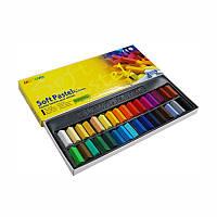 Набор сухой пастели, 32 цвета, квадратная, MPS-32, Mungyo, 94100671