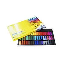 Набор сухой пастели 48 цветов квадратная MPS-48 Mungyo, 94100672