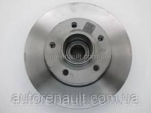 Тормозной диск задний с подшипником на Рено Трафик 01-> — Opel (Оригинал) - 93161254