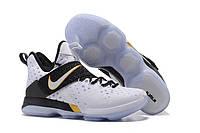 Мужские баскетбольные кроссовки Nike LeBron 14 (BHM), фото 1