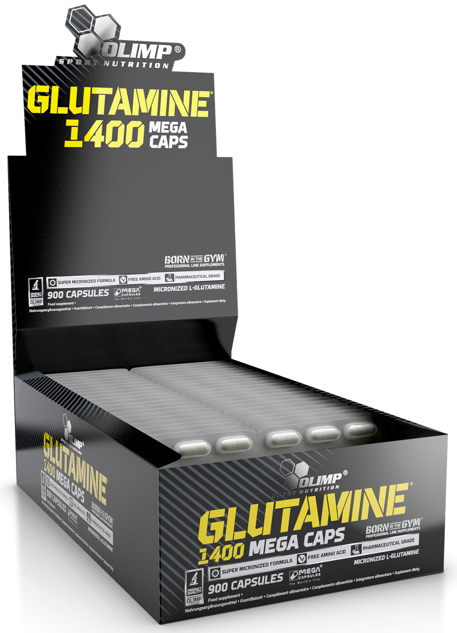 Olimp Glutamine 1400 mega caps 30 caps