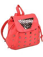 Модна красная сумка женская