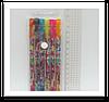 Набір гелевих ручок Принцеси JO 6цветов 1528-6PR