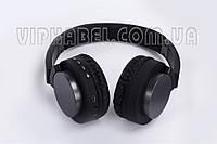 Наушники беспроводные bluetooth BT160 3 black. Стильный вид