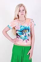 Каттонова женская футболка