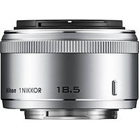 Объектив Nikon 1 18.5 mm f/1.8 Silver (JVA102DC)