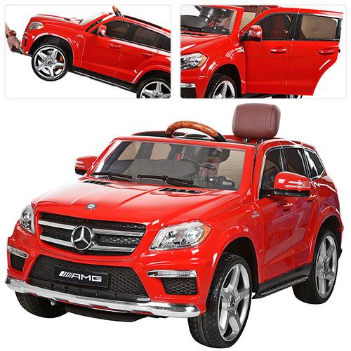 Детский электромобиль Mercedes-Benz M3184(MP4)EBLRS-3