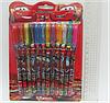 Набір гелевих ручок Тачки JO 12цветов 1529-12CR
