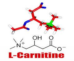 L карнитин формулы