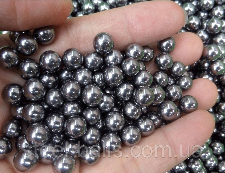 Стальные шарики 6 мм