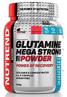 Nutrend Glutamine Mega Strong Powder 500g, фото 1
