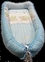 Кокон позиционер для новорожденных