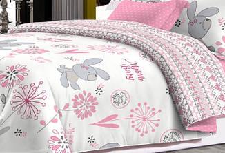 Детский комплект постельного белья Home Line Сатин 110х147 Сонька, фото 2