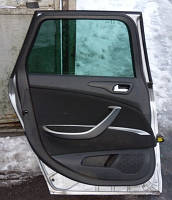 Кнопка опускания стекла задняя леваяCitroen C5 II 2008-