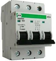 Автоматический выключатель Промфактор АВ2000 3р С 16А У3 EСO
