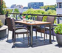 """Качественный комплект мебели для кафе """"Moria"""" Уличная мебель"""