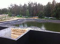 Гидроизоляция искуственное озеро