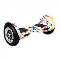 "Smart Balance Wheel 10"" Graffiti (Гарантия 12 Месяцев)"
