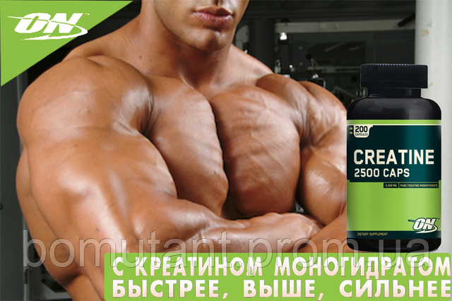 Creatine 2500 200 капс